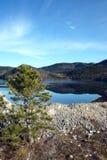 Zaovinsko Lake Royalty Free Stock Images