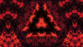 Zap grzmot cząsteczek VJ pętlę zdjęcie wideo