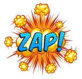 Zap Royalty Free Stock Photos