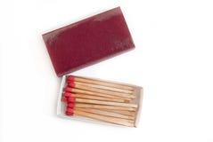 zapałczanej pudełko 02 serii Fotografia Stock