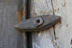 Zapadka na drzwi zdjęcie royalty free