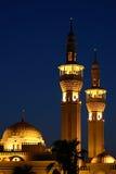 zapal meczetową noc Fotografia Stock