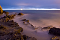 zapal morza Fotografia Royalty Free