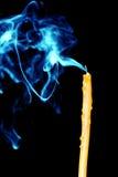 zapalić świecę Zdjęcia Stock