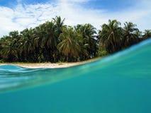 Zapatilla beach Stock Photo