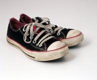 Zapatilla de deporte o Plimsole. Imagen de archivo libre de regalías