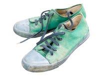 Zapatillas de deporte Imágenes de archivo libres de regalías