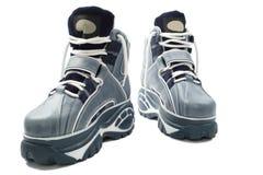 Zapatillas de deporte de la plataforma, Imagenes de archivo