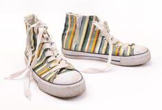 Zapatillas de deporte de moda Imagenes de archivo