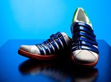 Zapatillas de deporte del diseñador Imágenes de archivo libres de regalías