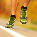 Zapatillas deportivas Fotos de archivo libres de regalías