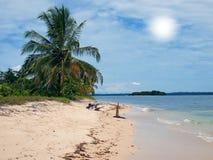 Zapatillas islands beach Stock Photography