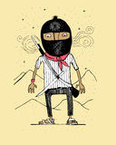 Zapatiste Photo libre de droits