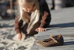 Zapato Fotografía de archivo libre de regalías