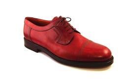 Zapato aislado Fotos de archivo