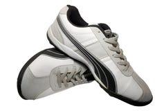 Zapato corriente Foto de archivo libre de regalías