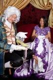 Zapato de Cinderella fotos de archivo