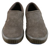 Zapato de cuero Imagen de archivo libre de regalías