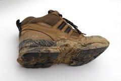 Zapato de la montaña Foto de archivo