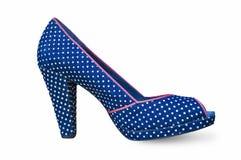 Zapato de la mujer Fotos de archivo libres de regalías