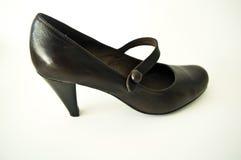 Zapato de la mujer Fotos de archivo
