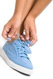 Zapato del deporte Foto de archivo libre de regalías