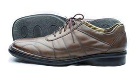Zapato del hombre Fotografía de archivo libre de regalías