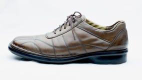 Zapato del hombre Imagenes de archivo