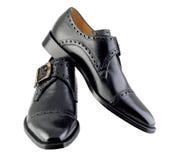 Zapato del hombre imagen de archivo libre de regalías