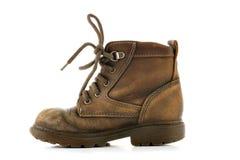 Zapato del niño fotos de archivo