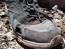 Zapato desigual fotos de archivo