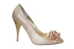 Zapato femenino Imagen de archivo