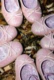 Zapato Girly Fotografía de archivo libre de regalías
