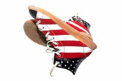 Zapato viejo Imagenes de archivo