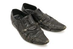 Zapato viejo Imagen de archivo libre de regalías