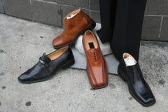Zapatos Imágenes de archivo libres de regalías