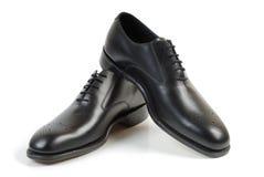 Zapatos 5 del hombre Fotos de archivo