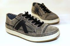 Zapatos cómodos Imagen de archivo libre de regalías