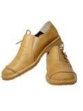 Zapatos cómodos Imágenes de archivo libres de regalías