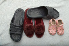 Zapatos, calzado, botas, bota Fotografía de archivo