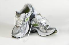 Zapatos corrientes fotos de archivo