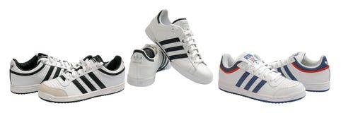 Zapatos de Adidas foto de archivo