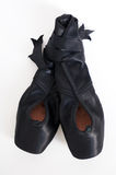 Zapatos de ballet Imágenes de archivo libres de regalías