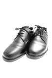 Zapatos de cuero Foto de archivo