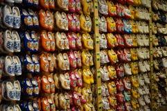Zapatos de Holanda Fotografía de archivo