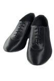 Zapatos de la danza de los hombres Imagen de archivo libre de regalías