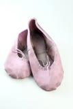 Zapatos de la danza del bebé Fotos de archivo libres de regalías