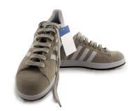 Zapatos de la escuela vieja Fotografía de archivo