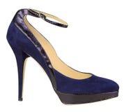 Zapatos de la manera Imagenes de archivo