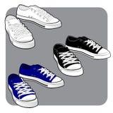 Zapatos de la manera Foto de archivo libre de regalías